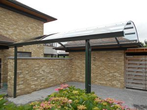 Carport AC systems