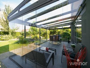 Glasoasa_terrazza met glaswanden