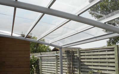 AC Systems glashelder carport