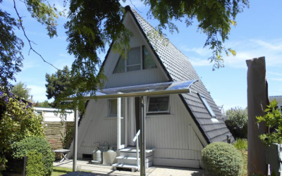 AC Systems overkapping inkom vakantiewoning