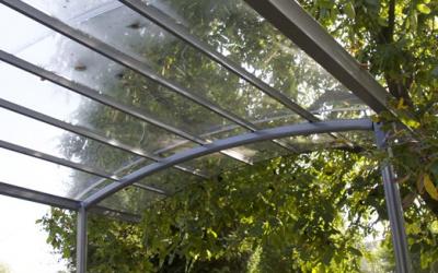 AC Systems   Glasheldere carport
