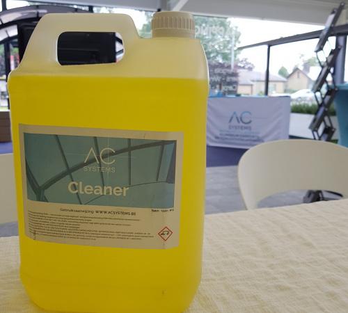 Reinigingsproduct AC cleaner