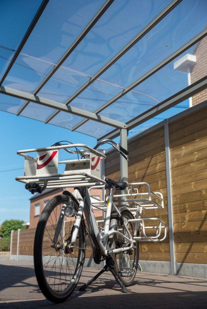 AC systems carport ook voor fietsen