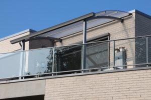 AC systems terrasoverkapping op eerste verdieping
