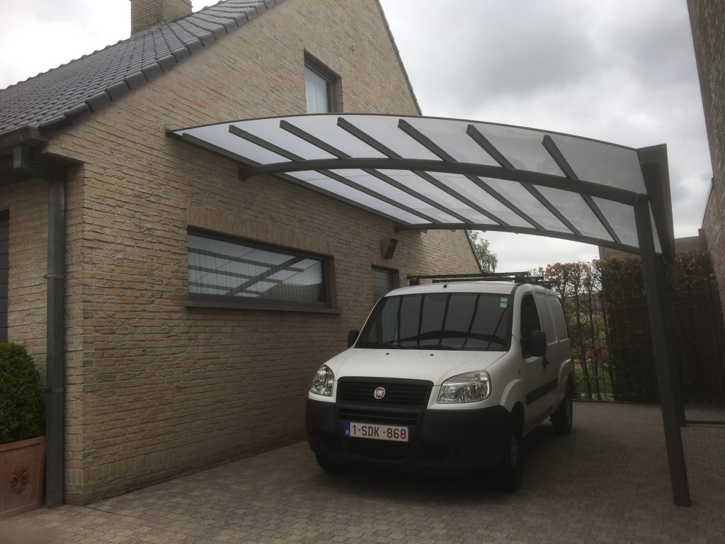 Overkapping Voor Auto : Auto carport ac systems