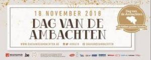 dag van de ambachten 18 november 2018